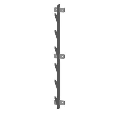 Кронштейн для грифов настенный, 6 мест AV630/80