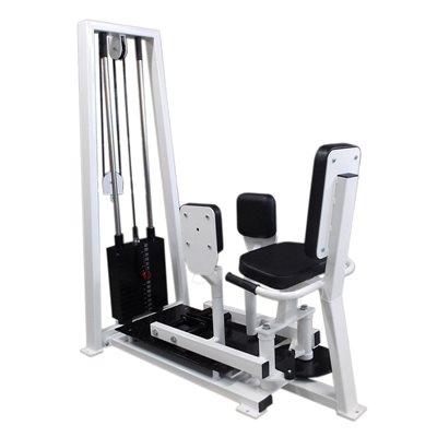 Сведение-разведение ног сидя 2 в 1 80 кг AV217/80