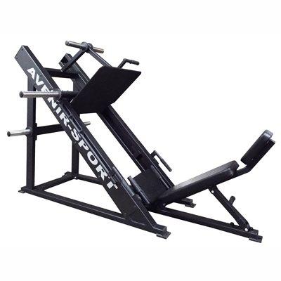 Жим ногами 45° нагрузка до 600 кг AV301/80