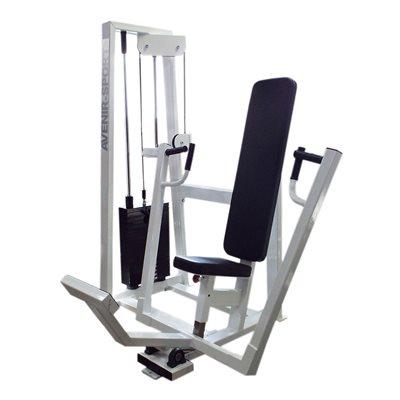 Жим от груди сидя 100 кг AV224/80