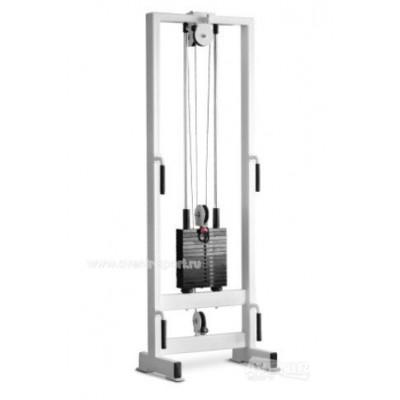 Блочная рама одинарная (эрголина) 75 кг AV201/100