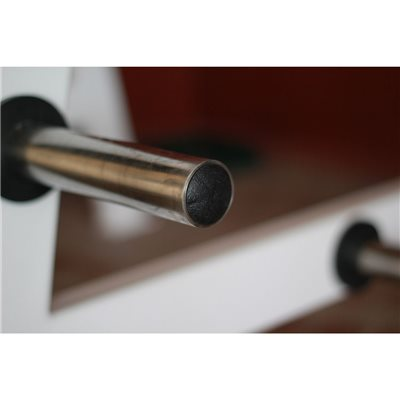 Органайзер для дисков на тренажер 240х48, нерж. сталь AV704/80