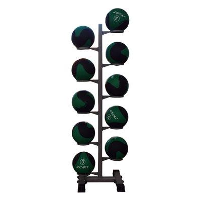 Стойка для хранения медицинских мячей вертикальная на 10 шт. AV623/80